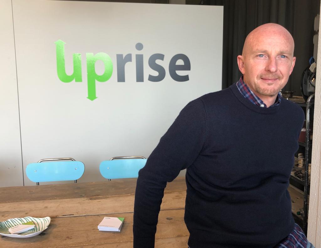 Il titolare di Uprise